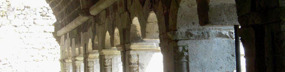 Ardèche - Excursion Abbaye de Mazan en Ardèche