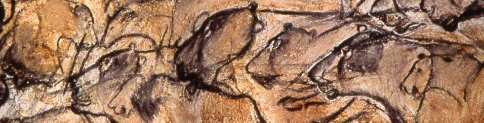 Grotte Chauvet - Excursion Les Lions de la grotte Chauvet Pont d\'Arc Site UNESCO