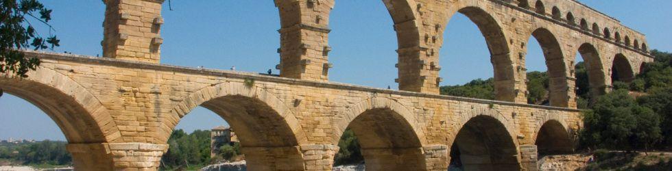Ardèche Gard Vaucluse - Excursion Pont du Gard site UNESCO