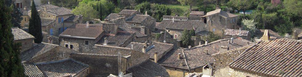 Ardèche - Excursion Village Medieval Saint Montant en Ardèche